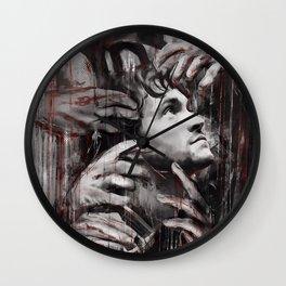 The Empath Wall Clock