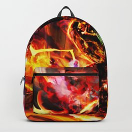 colorful soul Backpack