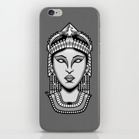 egyptian iPhone & iPod Skins featuring Egyptian by AhamSandwich
