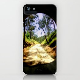 Cheviot Tunnel iPhone Case