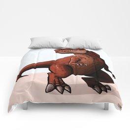 Dino Comforters