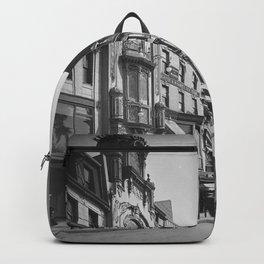 Tremont Street, Boston. 1906 Backpack