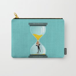 The Time Keeper Carry-All Pouch