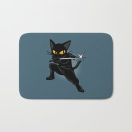 Ninja! Bath Mat