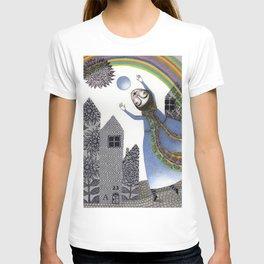 Rainbow Mine (2) T-shirt