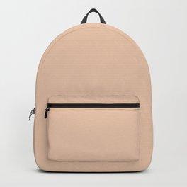 Desert Sand Orange Backpack