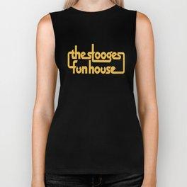 Stooges Fun House Shirt Biker Tank