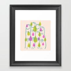 Tears in Hand Framed Art Print