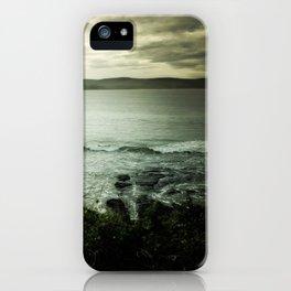 Moody Bay iPhone Case