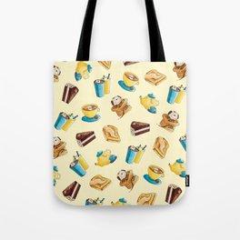 Wooferteria Tote Bag