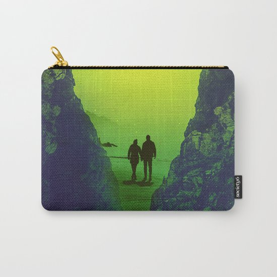 Toxic Forestry Together Carry-All Pouch