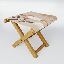 That Summer Feeling III Folding Stool
