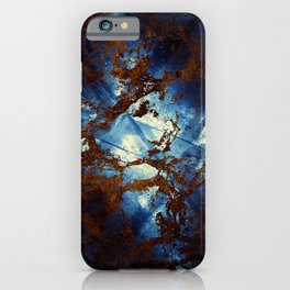 Sapphire Opal iPhone Case