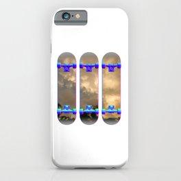 Mammatus I (Skateboard) iPhone Case