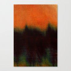 atmospheric landscape Canvas Print