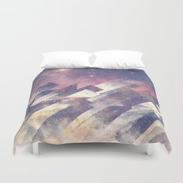 The stars are calling me Duvet Cover