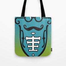 Skelebeard Tote Bag