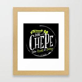 Don Chepe Framed Art Print
