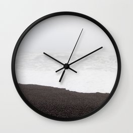 Lingering at the Lost Coast Wall Clock