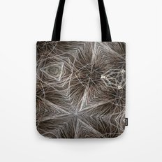 Wire Web Tote Bag