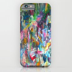 REM white noise iPhone 6s Slim Case