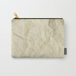 Grunge paper Carry-All Pouch
