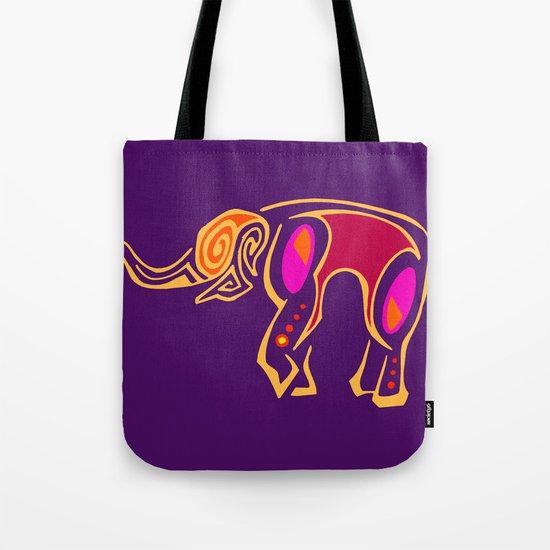 Elefunk II Tote Bag
