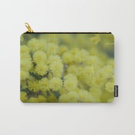 Silver Wattle Carry-All Pouch