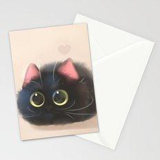Fluffy Sushi Stationery Cards