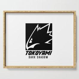 Tokoyami Dark Shadow Serving Tray