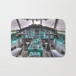 Tupolev TU-154 Jet Cockpit Bath Mat