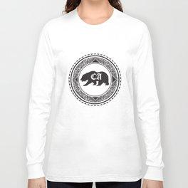 New Cali Shirt California Republic Men's California T-Shirts Long Sleeve T-shirt