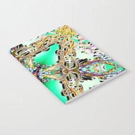Emerald Key Notebook