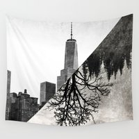 balance Wall Tapestries featuring Balance by DV designstudio
