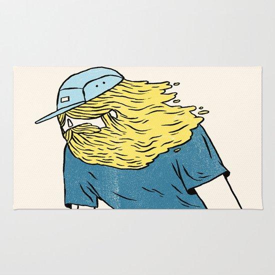 Skate Beard Rug