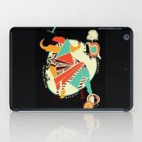 buffalo iPad Cases featuring Buffalo by Dimitra Tzanos