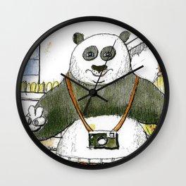 DreamWorks Plaza @ Motiongate Theme Park Dubai Wall Clock