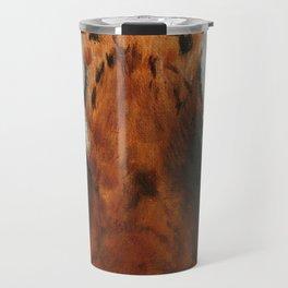 Tiger Eye Travel Mug
