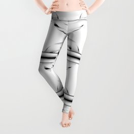 The Broken Link Leggings