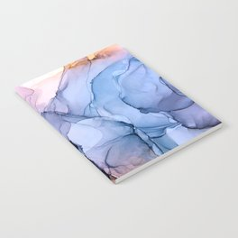 Captivating 1 - Alcohol Ink Painting Notebook