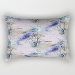 Feelin' the Winter... Rectangular Pillow
