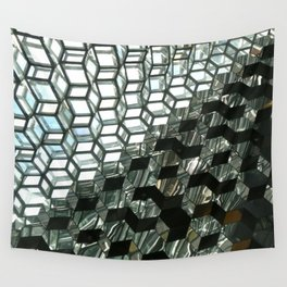 Harpa,  concert hall and conference centre Wall Tapestry