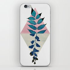 Geometry and Nature I iPhone Skin