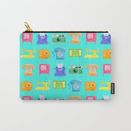 Retro Electronics Carry-All Pouch