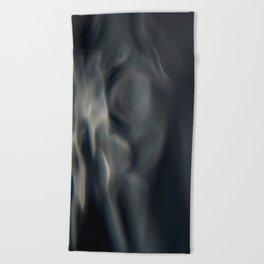 Heavenly lights in water of Life-6 Beach Towel