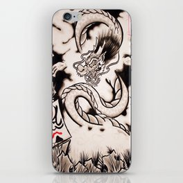 Dragon Mist iPhone Skin