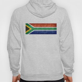National flag of the Republic of South Africa - Banner version Hoody