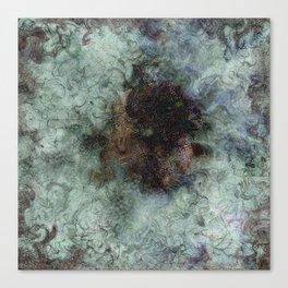 Decomposed Emotion Canvas Print
