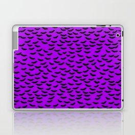 Bats in the Belfry-Purple Laptop & iPad Skin