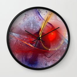 Cyclopz Wall Clock
